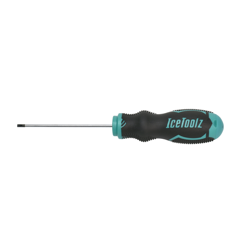 28S3 3mm Flat Blade screwdriver with Magnetic Tip