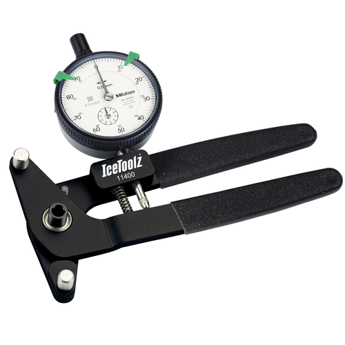 E381 Spoke Tension Meter  |English|Wheel