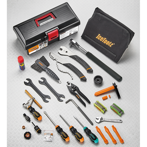 85A7 Pro Shop Mechanic Tool Kit示意圖