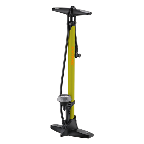 A451 Sport Steel Floor Pump  |English|Pump