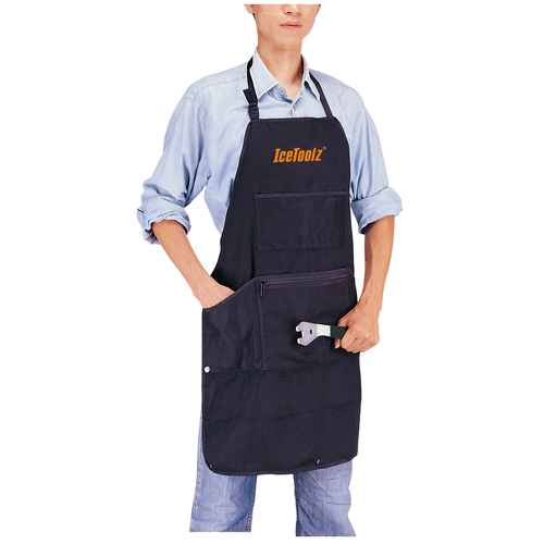C155 Pro Shop Apron  |English|Cleaning/LUBE