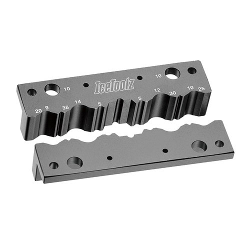 E122 Axle Vise  |English|General Tools